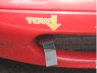Picture of Tow Hook - Lightweight Front Version 1990-2005