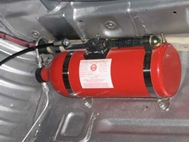 Picture of ESS Fire Suppression System