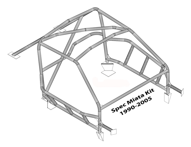 Picture for category Roll Cage Kits and Safety