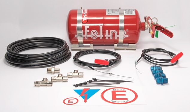 Picture of Lifeline 4.0L AFFF Mechanical Activation Fire Suppression System