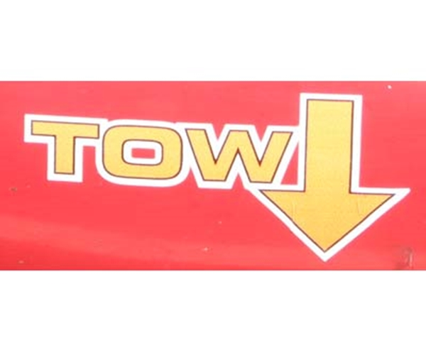 Picture of Tow Stickers