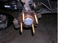 Picture of Wheel Studs and Lug Nuts