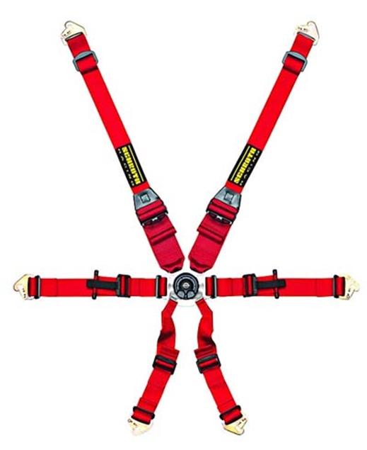 Picture of Schroth ProFi II HANS Seat Belts