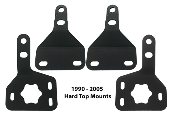 Picture of Hard Top Mounts - Complete Set