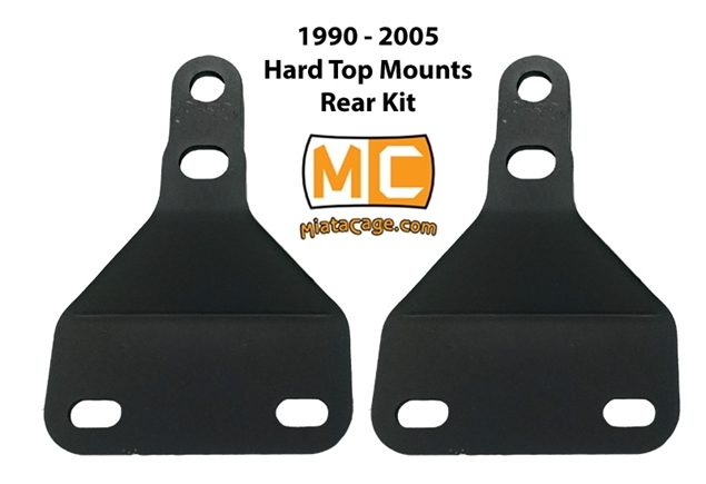 Picture of Hard Top Mounts - Rear Set