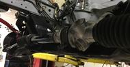 Picture of Steering Rack - De-powering