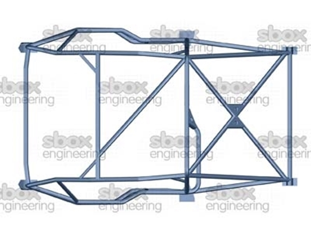 Picture of Mazda2 Cage Kit